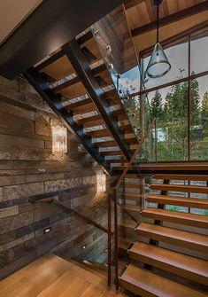 Completely Custom Cabin   Loverde Builders, Inc.