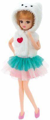 Takara Tomy Licca Doll LW-04 Animal Parker
