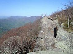 The Priest Hike-- Virginia, 4.8 miles, 1210 ft elevation gain