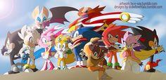 Sonic Skyline!!!