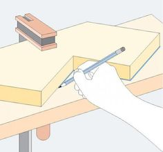 understand that the first riser will not be on your stringer — it is the distance between the top of the deck Contractor Table Saw, Stairs Stringer, Rise And Run, Stair Climbing, Exterior Stairs, Stair Treads, Woodworking Wood, Outdoor Projects, Home Improvement