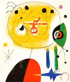 Thrill your walls now with a stunning Joan Miro print from the world's largest art gallery. Choose from thousands of Joan Miro artworks with the option to print on canvas, acrylic, wood or museum quality paper. Joan Miro Artwork, Wall Art For Sale, Canvas Prints, Art Prints, Sale Poster, Large Art, Framed Artwork, Find Art, Abstract Art