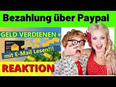(97) Online Geld verdienen 💶 mit E-Mail Lesen 📩 (Bezahlung über Paypal) [Michael Reagiertauf] - YouTube