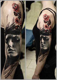 Timur Lysenko-Tattoo-Ink-InkObserver-Surrealism-Geometric-Wrocław-Poland-Rock'n'Roll Tattoo and Piercing 4