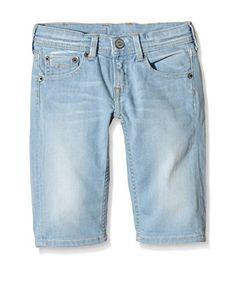 Pepe Jeans London Bermuda in Denim Becket Short  [Denim]