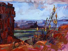 Valley Of The Gods by Erin Hanson