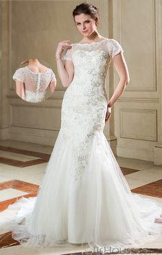 The wedding dress will be everything that you thought it would be. #JJsHouse #WeddingDresses #JJsHouseWeddingDresses