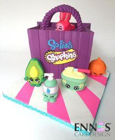 Shopkins Cake by Irina - Ennas' Cake Design