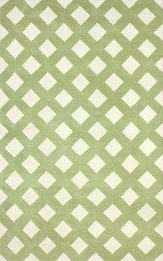 nuLOOM Green 5' x 8' Ombo area Rug |Contemporary Rugs,Chevron Rugs
