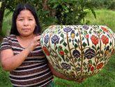 Colorful Geometrics - Wounaan Rainforest Baskets