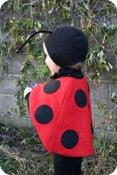 jolie coccinelle - le blog de coccinelles & co - #Blog #coccinelle #coccinelles #de #jolie #le Toddler Ladybug Costume, Toddler Costumes, Diy Costumes, Halloween Costumes For Kids, Halloween Halloween, Children Costumes, Costume Ideas, Sewing For Kids, Baby Sewing