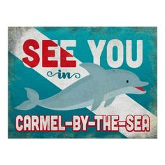 See You In Venice Florida retro dolphin travel design. Charming turquoise vintage style with a cheerful swimming dolphin. Size: x Gender: unisex. Material: Value Poster Paper (Matte). Honduras, Vintage Nautical, Retro Vintage, Vintage Style, Vintage Vogue, Riviera Maya, Puerto Rico, Florida Dolphins, Dolphin Art