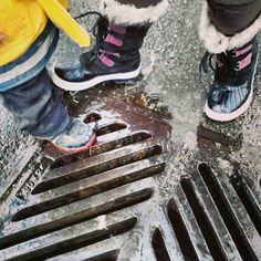 Fun is a water drain
