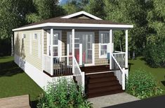 Havill's Mini Home Sales - Kent Manufactured Mobile Homes - Bedford, Halifax, Dartmouth, NS The Blomidon