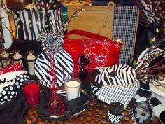 Za Za Zebra and Penelope Ann items