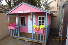 Classic Play House by Playground Wizards. Contact: sales@playgroundwizards.co.za http://www.playgroundwizards.co.za