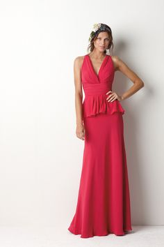Watters Maids Spring 2011 - Watters Mother Of Bride Collections - StyleMePretty LookBook