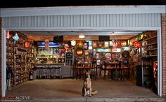 Mya: Keeper of the Garage Bar by jeremycliff, via Flickr