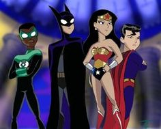 Justice League Unlimited by ~tricketitrick on deviantART