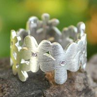 Mystical Frangipani from @NOVICA, They help #artisans succeed worldwide.