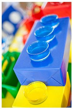 Play Well: A Lego Birthday Party That Has Kids Building | Parenting - Yahoo Shine