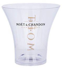 Ice Imperial Seau à Champagne Magnum clair – Champagne Moët & Chandon: Le refroidisseur de champagne exclusif MAGNUM a été de l'architecte…