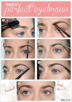 How to get perfectly arched brows | SheKnows.com