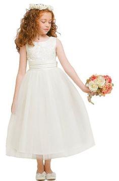 KID Collection Girls Ivory Flower Girl Wedding Dress K1217 Size 4 Kid Collection,http://www.amazon.com/dp/B008ILTJXC/ref=cm_sw_r_pi_dp_Kxb.rb0Z4807R90Z