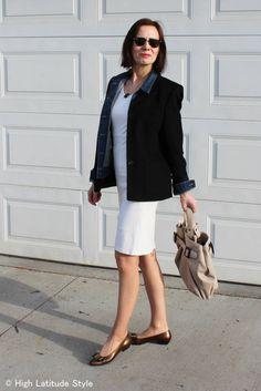 #over40 #over50  summer dress for spring | High Latitude Style | http://www.highlatitudestyle.com