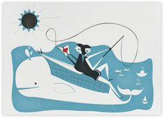 Whale Tale (Jill Labieniec) - Paperless Post