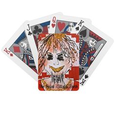The Royal #SWaGG Flush Playing Cards