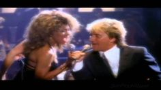 Rod Stewart & Tina Turner - It Takes Two [Official Music Video]