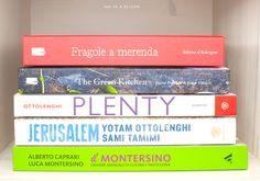 libri cucina, Ottolenghi, Green kitchen, Montersino, manuali, Aubergine, libri consigliati