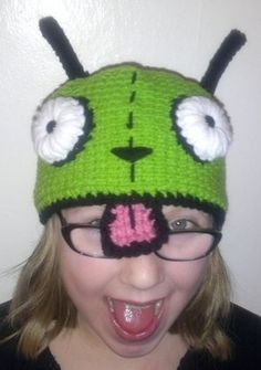 Free Stuff: Gir Crochet Hat PATTERN.....Free shipping sent via E-mail - Listia.com Auctions for Free Stuff