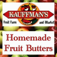Royalegacy Reviews and More: Kauffman's Fruit Butters and Maple Syrup - Review and Giveaway - ends 2/5 US