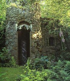 hidden sanctuary...