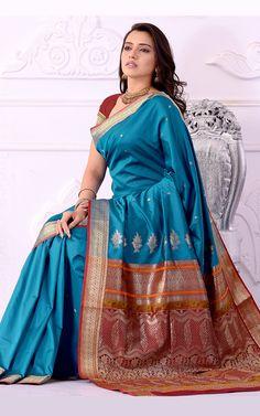 traditional saree - Google Search