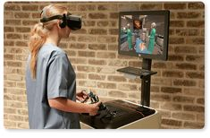 Systems announces updated VR scenarios for surgical training Vr Application, Barista Training, Tracking Software, Virtual Reality, Health Care, Medical, Training Videos, Lab, Gadgets