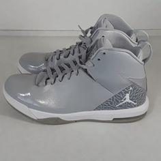 new styles fcbc7 fc55c ... super popular 4f7b7 1bee1 Jordan Imminent Off Court Shoes Wolf Grey  White Jordan Air Imminent Off