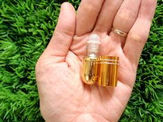 1 x Yellow Outer-Metal Essential Oil by EssentialOilCafe Essential Oil Bottles, Essential Oils, Spray Bottle, Travel Size Products, Perfume Bottles, Essentials, Tools, Yellow, Metal