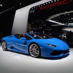 "World's Hottest Lamborghini's on Instagram: ""Huracan Spyder Follow @Italian_MadWhips Follow @Italian_MadWhips # Freshly Uploaded To www.MadWhips.com Photo by @drewphillipsphoto"""