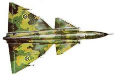AVIONES INCREIBLES : SAAB AJ-37 VIGGEN