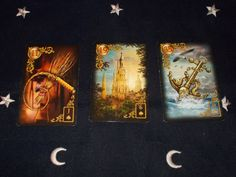 Group Reading for 9-17-16  Gilded Reverie Lenormand  WHIP + TOWER + ANCHOR: Message for the day  Resolving internal conflict will enhance feelings of security and stability.  Click here www.kcrcounseling.com for an insightful session with Kathleen Robinson.