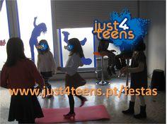 Uma festa fashion com maquilhagens e manicure, música, jogos e um desfile de moda! #festas #aniversário #fashion #just4teens
