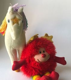 Rainbow Brite Starlite And Red Sprite Plush 80s Toys Vintage Hallmark  | Dolls & Bears, Dolls, By Brand, Company, Character | eBay!