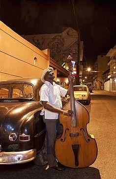 Bajista, Santiago de Cuba, Cuba, Antillas, América Central