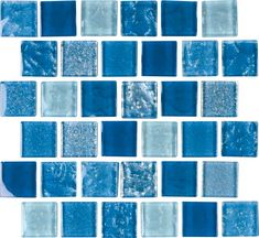 """Soleil Cleo Blue 1"""" x 1""""<br ></a>CLEO1X1<br /><br />"""