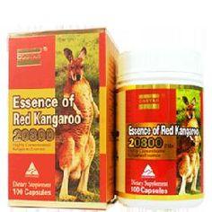 Essence of kangaroo Khẳng định bản lĩnh phái mạnh