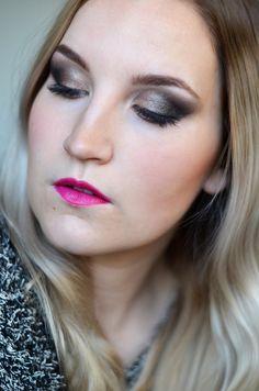 Brown makeup / Erika Naakka
