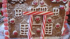 Red Couch Recipes: Gingerbread Dreams Tablescape
